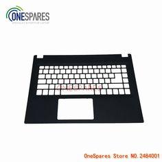 Laptop NEW top case For Acer E5-473 E5-473G Palmrest top Upper cover Keyboard bezel C Shell AP1C7000560 #Affiliate