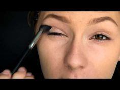 Horse Show Makeup- Full Face (AQHA/APHA All Around) - YouTube