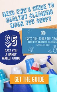 Environmental Working Group - assess the health and environmental impacts of hundreds of household products.