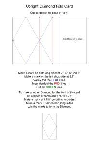 232 best Multi fold card templates images on Pinterest | Folded ...