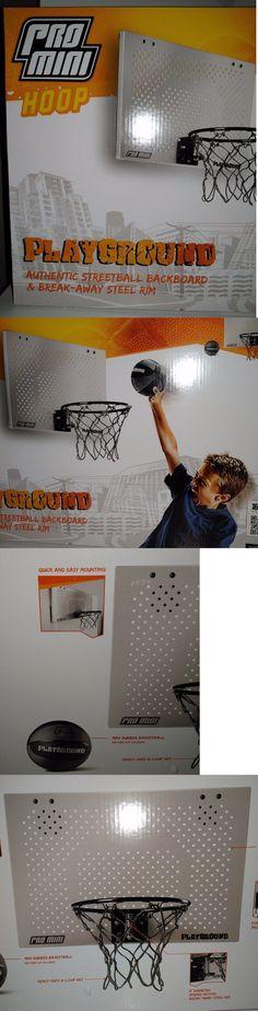 Other Indoor Games 36278: Sklz Pro Mini Basketball Hoop - Playground Indoor Game 18 X12 Break-Away Rim -> BUY IT NOW ONLY: $75.95 on eBay!