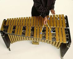 If you can't hear a vibraphone - then whatever you are listening to can't be very cool (or at least a marimba)