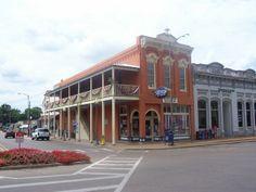 Square Books in Oxford Mississippi