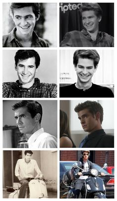 Andrew Garfield Is Anthony Perkins Reincarnated