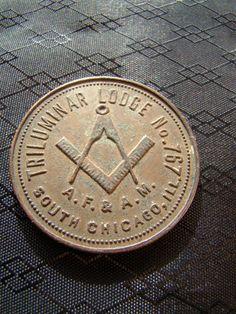 Najlepsze obrazy na tablicy Masonic Coins and Tokens (82