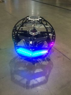 The 9 Strangest Flying Robots from the World's Biggest Drone Show | Here's a look at some of the most interesting, innovative and outlandish drones from a drone conference in Atlanta, hosted by the Association for Unmanned Vehicle Systems International.