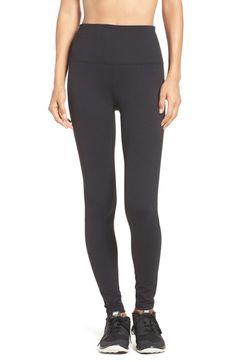 Zella 'Live In' High Waist Leggings available at #Nordstrom Best travel leggings