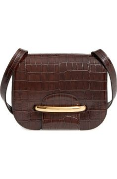MULBERRY Selwood Leather Saddle Bag. #mulberry #bags #shoulder bags #lining #suede #