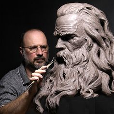 Philippe has created numerous original works ranging from six-inch porcelain figurines to over life-sized monuments in both stone and bronze and has exhibited his sculptures in various galleries and national and international competitions.