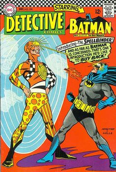 Detective Comics #358 first appearance of Spellbinder.
