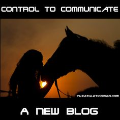 Are there skills that a rider needs, beyond those that she learns in the saddle, that allow her to effectively communicate with her horse? Without Question!   Check out The Athletic Rider's Blog to learn more:   http://theathleticrider.com/?p=8687