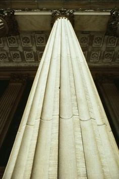 How to Make a Greek Column Out of Paper