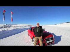 Audi Ice Experience | video #pinterest