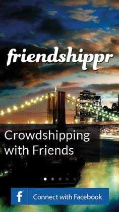 Friendshippr - Ship only with your friends