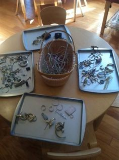 Wire & loose parts-Recipe For Wonder @wonderstaples