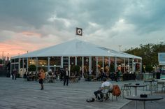 Festival Centre (ZFF 2014) Centre, Patio, Outdoor Decor, Home Decor, Decoration Home, Terrace, Room Decor, Porch, Interior Decorating