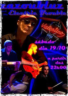 Cartaz valentino Londrina