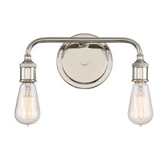 Buy the Quoizel Imperial Silver Direct. Shop for the Quoizel Imperial Silver Menlo 2 Light Wide Bathroom Vanity Light and save. Bathroom Wall Lights, Bathroom Light Fixtures, Bathroom Vanity Lighting, Bath Mirrors, Quoizel Lighting, Wall Sconce Lighting, Wall Sconces, Silver Vanity, Silver Bathroom
