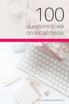 Do you need to get the conversation started on your social media pages? Here are 100 questions to ask, and get some engagement! Social Media marketing | online business | blog | blogging | Facebook marketing | Instagram marketing | Twitter | entrepreneur | small business marketing | marketing ideas | Social media tips | #onlinebusiness #socialmedia #marketing #business #entrepreneur #smallbusiness #blog #blogging #Facebook #Instagram #Twitter
