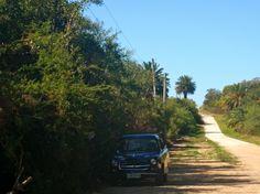 Estar de camino a Uruguay