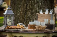 Natural, Rustic Romance Wedding | Shannon Reeves Events | Woodland Fields Photography