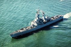 USS Arkansas  (CGN-41) Virginia-class nuclear powered guided missile cruiser.  Named for the State of Arkansas.