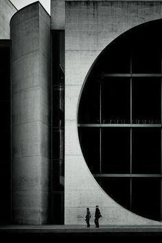 poetryconcrete:  National Assembly Building of Bangladesh, by Louis Kahn,1982, in Bangladesh, India.