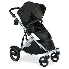 The B-READY stroller from #BRITAX is a versatile, modular stroller that can easily convert to an in-line double stroller. with 14 different configurations the B-...