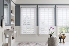 Budget Blinds has put together a guide to show you how to clean every type of window covering, no matter if you have wood or faux wood blinds, aluminum or vinyl blinds, fabric blinds or composite blinds. Vinyl Blinds, Fabric Blinds, Blinds For You, Blinds For Windows, Window Blinds, White Faux Wood Blinds, Aluminum Blinds, Budget Blinds, Blinds Design
