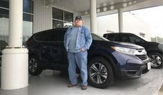 Congratulations and Best Wishes John on the purchase of your 2018 HONDA CR-V!  We sincerely appreciate your business, Orr Honda and Bradley Morgason.