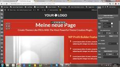 Leadpages Alternative und Optimizepress Alternative - Landingpage Tutori...