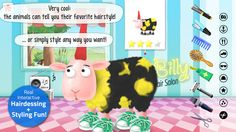 Silly Billy - Hair Salon: Style Your Animals by wonderkind GmbH
