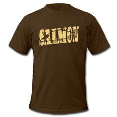 Shirt für Fliegenfischer und Angler.
