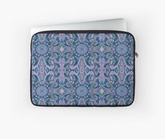 """Summer Twilight "" Laptop Sleeves by clipsocallipso 