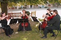 String Quartet #bydzign #vegasevents #entertainment #entertainmentbydzign For more info on booking/pricing visit www.by-dzign.com