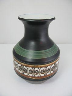 Ambleside Pottery vase Pottery Vase, Sideboard, Home Decor, Decoration Home, Room Decor, Interior Design, Home Interiors, Ceramic Vase, Interior Decorating