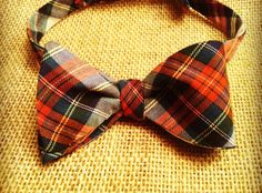 """""""Patrick"""" bow tie  www.sweetsouthernspud.com"""