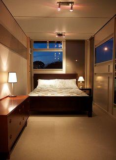 Cargo Container Homes Interiors | Interior Design Ideas For Shipping Container Homes | ContainerLiving ...