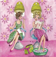 mit der besten Freundin etwas Schönes machen - unbezahlbar doing something fun with your best friend - priceless ?#?Postkarte? von ?#?Gollong? ?#?postcards? ?#?postcrossing? ?#?Papeterie? ?#?Schreibwa (Best Friend Drawing)