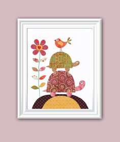 8x10 inch. Nursery Art Print Nursery Decor Kids Wall Art. on Etsy, R$27,50
