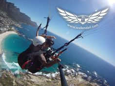 WallendAir - a paragliding school operating in Wilderness and Cape Town, and owned by South Africa's paragliding legend, Pete Wallenda. Other WallendAir services include tandem flights, services, repairs and sales of paragliders and equipment.