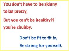 read it and believe it health weight loss skinny fat happy fitness fit stronger healthy healthier new year resolution pretty girls women no too late chubby booty bump