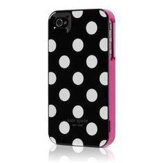 Contour Design Kate Spade Large Dots Case iPhone 4S