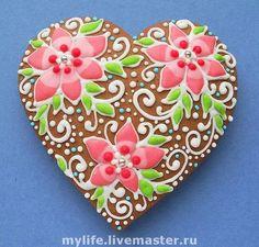 Heart Medové perníčky