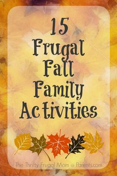 Make memories without breaking the bank! These low- or no-cost family activities will please kids of all ages.