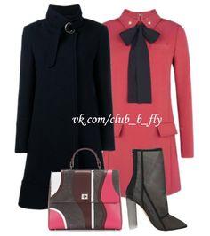 Модные луки, образы одежды. Стильные сеты. Мода.