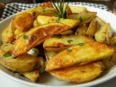 French Fries, Chicken Wings, Food And Drink, Cooking Recipes, Treats, Vegetables, Breakfast, Carnavals, French Fries Crisps