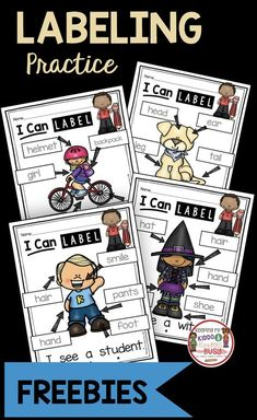 LABELING - How to Label a Picture - CAP skills - Phonics and prewriting practice - beginning reading skills - literacy centers and writers workshop free printables for kindergarten and first grade - writing curriculum FREEBIES Writing Center Kindergarten, Writing Curriculum, Kindergarten Freebies, 1st Grade Writing, Kindergarten Lessons, Kindergarten Reading, Writing Centers, Kindergarten Writers Workshop, Homeschooling