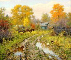 работы Виктора Тормосова – 11