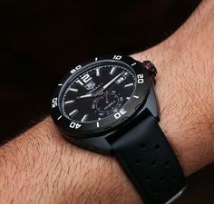 TAG HEUER FORMULA 1 CALIBRE 5 AUTOMATIC WATCH 41MM - Google Search